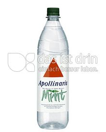Produktabbildung: Apollinaris Mint 1000 ml
