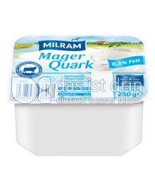 Produktabbildung: MILRAM MagerQuark 250 g