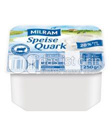 Produktabbildung: MILRAM SpeiseQuark 20% 250 g