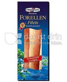Produktabbildung: Friedrichs Forellen-Filets 125 g