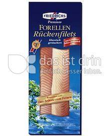Produktabbildung: Friedrichs Forelle Rückenfilets 100 g