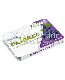 Produktabbildung: Orbit Balance Heidelbeere + Vitamin C 10 St.