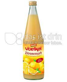 Produktabbildung: Voelkel Zitronensaft 0,7 l