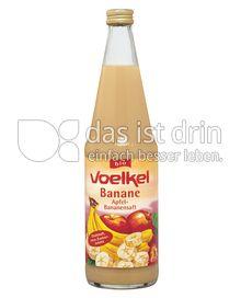 Produktabbildung: Voelkel Apfel-Bananen-Saft 0,7 l