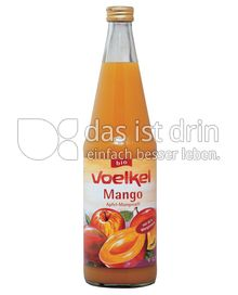 Produktabbildung: Voelkel Mango 0,7 l