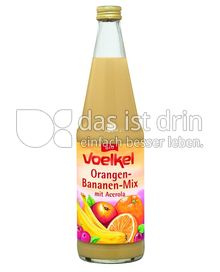 Produktabbildung: Voelkel Orangen-Bananen-Mix 0,7 l