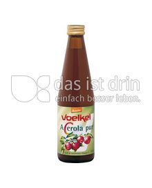Produktabbildung: Voelkel Acerola Pur 0,33 l