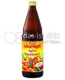 Produktabbildung: Voelkel Apfel-Sanddorn-C 0,75 l