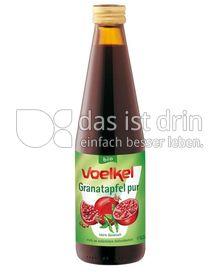 Produktabbildung: Voelkel Granatapfelsaft pur 0,33 l