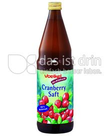 Produktabbildung: Voelkel Cranberry Saft 0,75 l