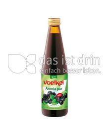 Produktabbildung: Voelkel Bio Aronia Pur 0,33 l