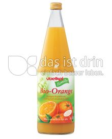 Produktabbildung: Voelkel family Bio-Orange 1 l