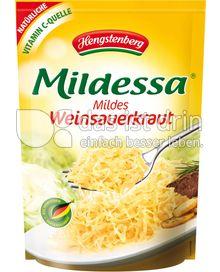 Produktabbildung: Hengstenberg Mildessa Mildes Weinsauerkraut im Beutel 400 g