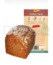 Produktabbildung: Campo Verde Demeter Dinkel-Laible 650 g
