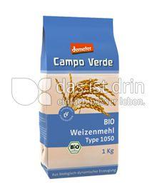 Produktabbildung: Campo Verde Demeter Weizenmehl Type 1050 1000 g