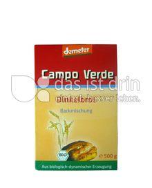 Produktabbildung: Campo Verde Demeter Backmischung für Dinkelbrot 500 g