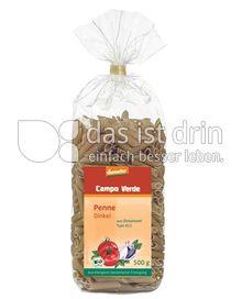 Produktabbildung: Campo Verde Demeter Dinkel-Penne 500 g