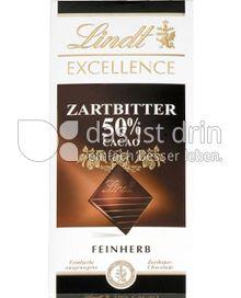 Produktabbildung: Lindt Excellence Zartbitter 50% Cacao 100 g