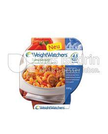 Produktabbildung: Weight Watchers Tomatentopf mit Nudeln und Hackfleischbällchen 350 g