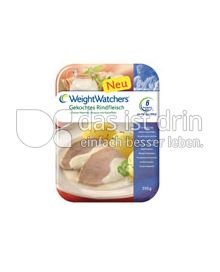 Produktabbildung: Weight Watchers Gekochtes Rindfleisch in feiner Meerrettichsauce mit Kartoffeln 350 g