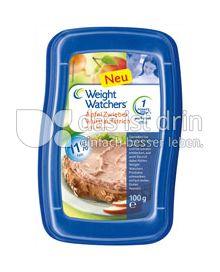 Produktabbildung: Weight Watchers Apfel Zwiebel Wurstaufstrich mit Leber 100 g