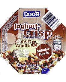 Produktabbildung: DUO'R Joghurt-Crisp 175 g
