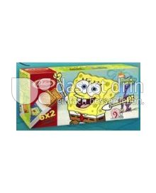 Produktabbildung: Spongebob Schwammkopf Delacre Spongebob kekse 168 g