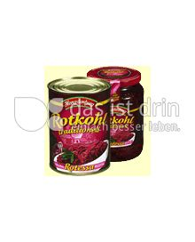 Produktabbildung: Hengstenberg Rotkohl traditionell 580 ml