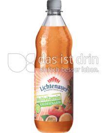 Produktabbildung: Lichtenauer Multivitamin kalorienarm 1 l