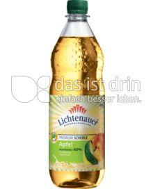 Produktabbildung: Lichtenauer Apfel-Schorle 1 l