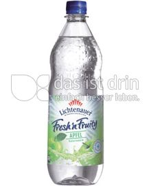 Produktabbildung: Lichtenauer Fresh'n Fruity Apfel 1 l