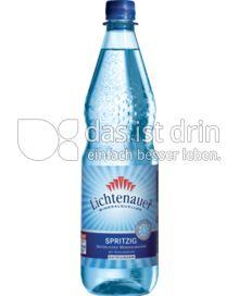Produktabbildung: Lichtenauer Mineralwasser Spritzig 1 l