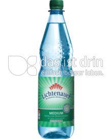 Produktabbildung: Lichtenauer Mineralwasser Medium 1 l