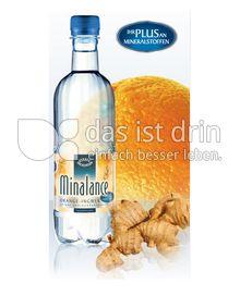 Produktabbildung: Staatlich Fachinger Minalance Orange - Ingwer 1 l