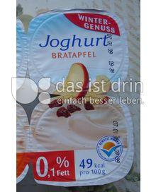 Produktabbildung: Optiwell Joghurt Bratapfel 500 g