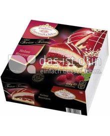 Produktabbildung: Conditorei Coppenrath & Wiese Torten-Träume Himbeer-Mascarpone 650 g
