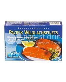 Produktabbildung: Frostkrone Pazifik Wildlachsfilet 250 g