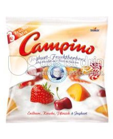Produktabbildung: Campino Joghurt 3 Frcühte Mix 100 g