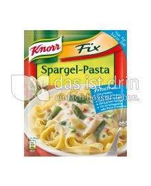 Produktabbildung: Knorr Spargel-Pasta 38,5 g