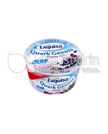 Produktabbildung: Exquisa Quark Genuss Sommer 500 g