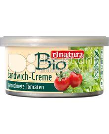 Produktabbildung: Rinatura Sandwich-Creme getrocknete Tomaten 125 g