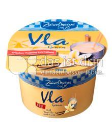 Produktabbildung: Zuivelhoeve Vla Genuss Vanille 200 g