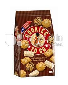 Produktabbildung: Hans Freitag Cookies to go 125 g