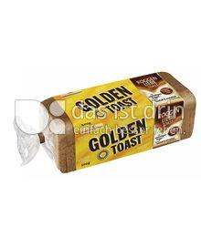 Produktabbildung: GOLDEN TOAST Roggenliebe Toast 500 g