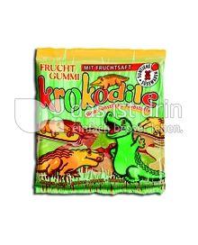 Produktabbildung: Suntjens Fruchtgummi Krokodile 400 g