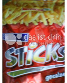 Produktabbildung: Spar Kartoffel Sticks 125 g