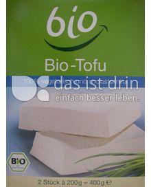 Produktabbildung: Aldi Bio Tofu 400 g