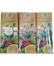 Produktabbildung: Sweet Valley Multivitamin Saft 200 ml