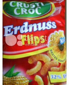 Produktabbildung: Crusti Croc Erdnuss Flips 200 g