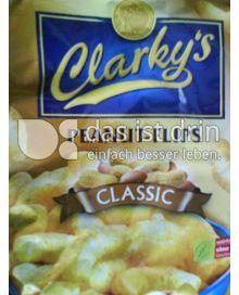 Produktabbildung: Clarky's Peanut Flips 200 g